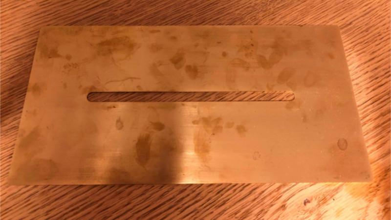 真鍮をどこの家にでもあるあの「さしすせそ」で綺麗にできる方法