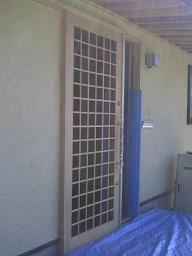 玄関ドア 藏家