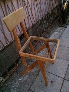 椅子組み換え後