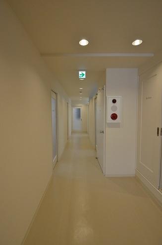 C様邸完成5廊下