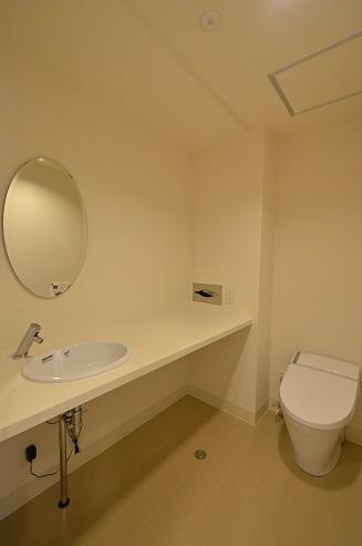 C様邸完成9トイレ