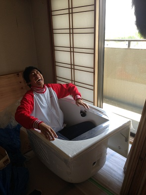 マスタープランさんI様邸 浴槽2