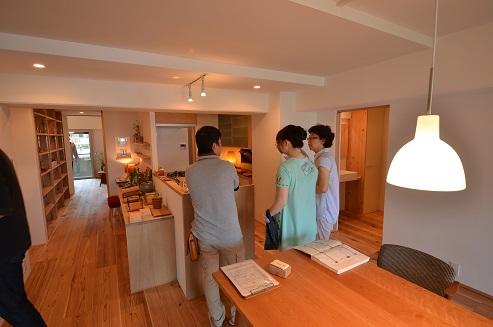 16・芦屋マンションI様邸完成見学会