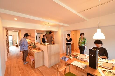 18・芦屋マンションI様邸完成見学会