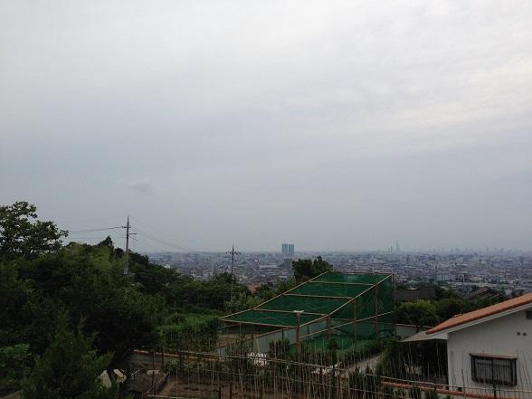 Ta邸新築工事風景4