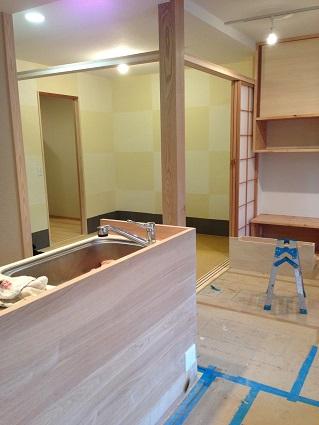 35堺市北区I様邸洗い工事