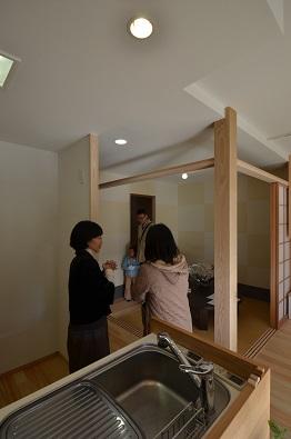 9 堺市北区 I様邸完成見学会