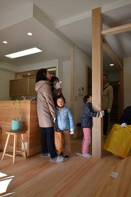 12 堺市北区 I様邸完成見学会