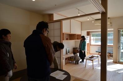 15 堺市北区 I様邸完成見学会