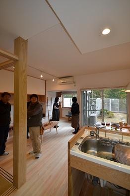 20 堺市北区 I様邸完成見学会