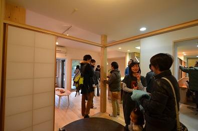24 堺市北区 I様邸完成見学会