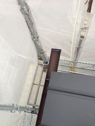 9  ㈱藏家事務所屋根改装