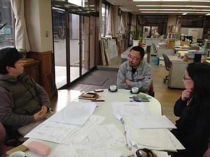 構造材木配り 三重県 4