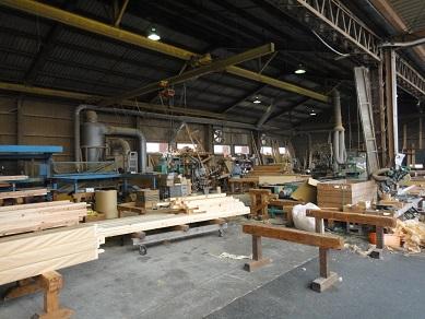 構造材木配り 三重県 5