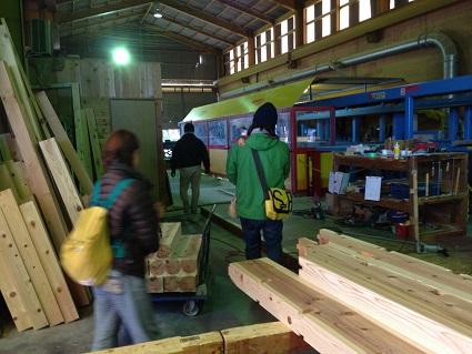 構造材木配り 三重県 7