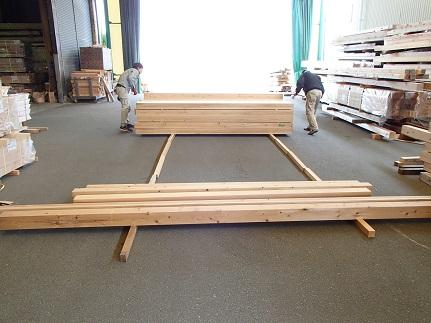 構造材木配り 三重県 16