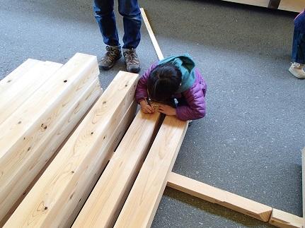 構造材木配り 三重県 20