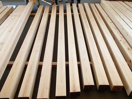 構造材木配り 三重県 21