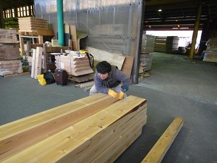 構造材木配り 三重県 26