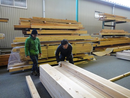 構造材木配り 三重県 27