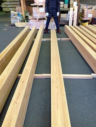 構造材木配り 三重県 29