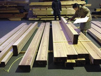 構造材木配り 三重県 31