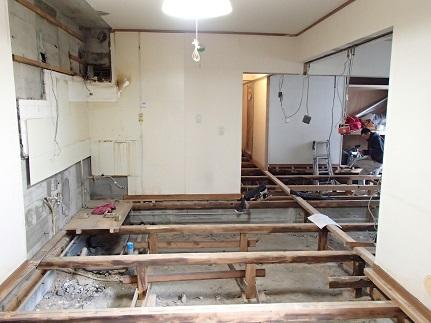 13 甲子園N様邸解体着工