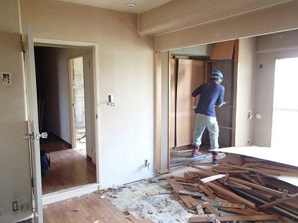 2 芦屋N様邸解体2