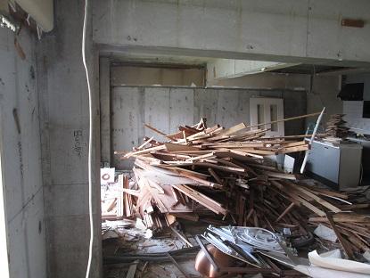 7 芦屋N様邸解体7
