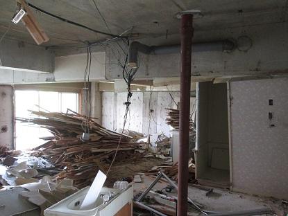 8 芦屋N様邸解体8