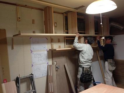 12 甲子園N様邸内装工事