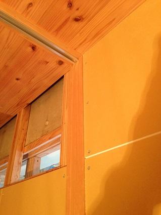 29 N様邸木のマンションリノベーション 枠納まり
