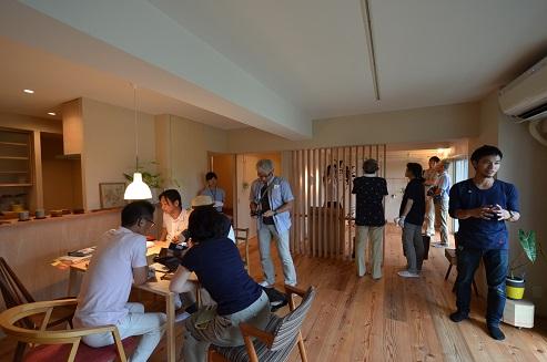 30 N様邸木のマンションリノベーション 完成見学会