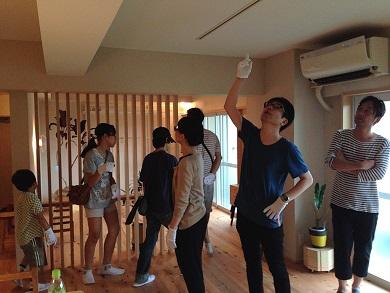 32 N様邸木のマンションリノベーション 完成見学会
