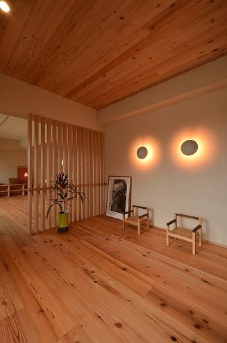 40 N様邸木のマンションリノベーション 完成見学会