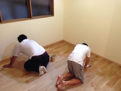 42 同業種工務店さん事務所新装工事