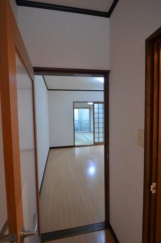 3 藏家の1階新事務所改装工事既存