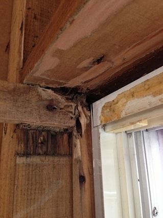 9 藏家の1階新事務所改装工事解体