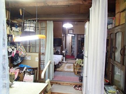 4 里井様邸現場調査