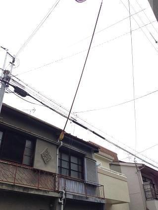 002 ビフォーアフター里井邸 解体着工初日