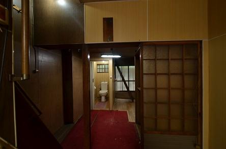3 ビフォーアフター里井邸 解体着工初日