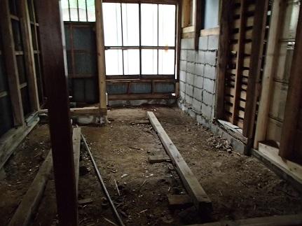 7 ビフォーアフター里井邸 解体引き続きA