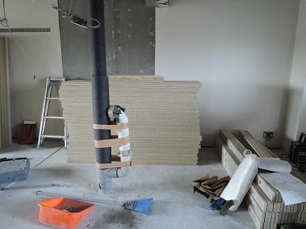 8 Y様邸マンションリノベーション工事 排水撤去