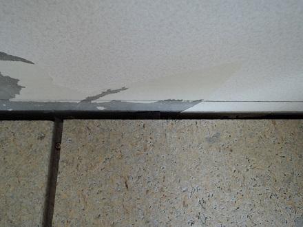 18 Y様邸マンションリノベーション工事 乾式二重床隙間