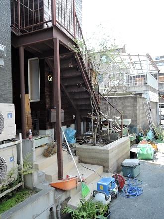 22 藏家事務所 植木植え込み