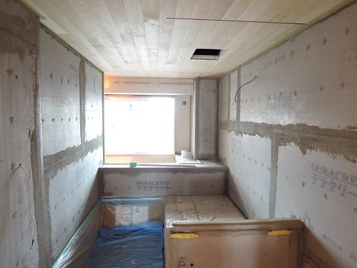 16  Y様邸マンションリノベーション工事 デラクリート ジョイントシゴキ