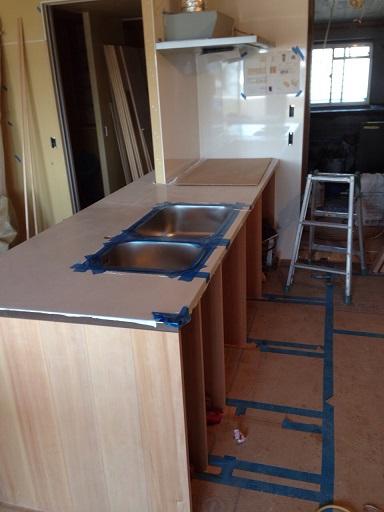 20 Y様邸マンションリノベーション工事 キッチン