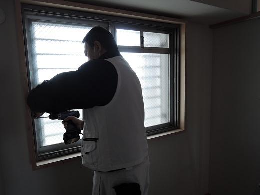 67 Y様邸マンションリノベーション工事 内窓設置