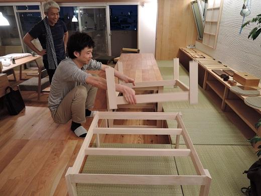 94 Y様邸マンションリノベーション工事 見学会前日準備