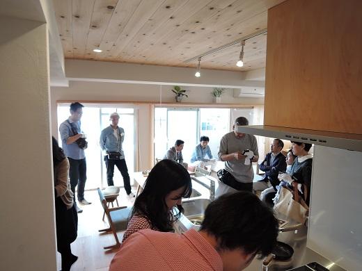 103 Y様邸マンションリノベーション工事 見学会2日目